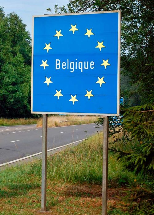 Entreprise de déménagement partout en Belgique